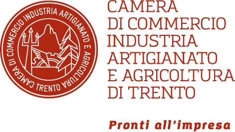 Camera di Commercio di Trento logo