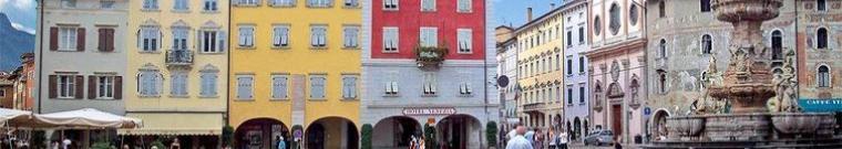 immagine di Piazza Duomo a Trento