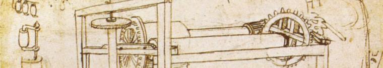 disegno di Leonardo da Vinci