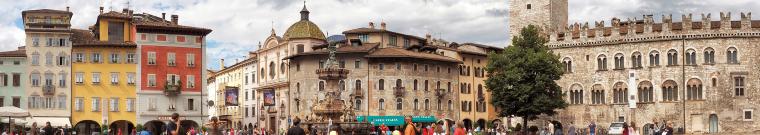 Immagine della città di Trento