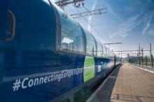 Il Connecting Europe Express in regione - Camera di Commercio di Trento