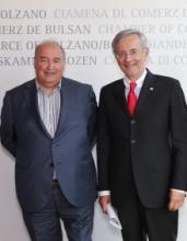 Presidenti Bort ed Ebner