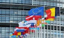 foto bandiere unione europea