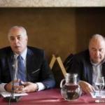 Presidenti Klaus Algieri (sx) e Giovanni Bort (dx)